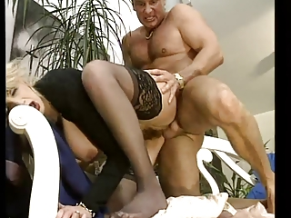 Hot german milf pauline gets drilled