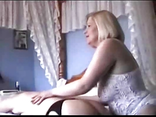 two grannies into panties and nylons
