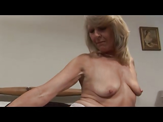 lady inside ashen punish and pantyhose fist