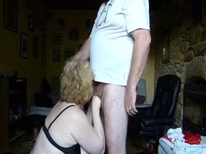 ma femme sexhibe en body