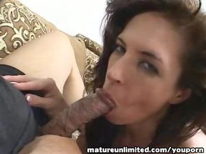 naughty milf go for sucking handjob blow job