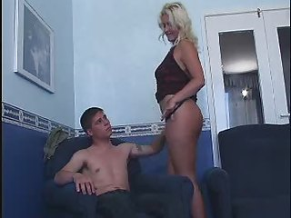 cougar and male 12 - part 1