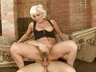 super old obtains her hirsute vagina banged