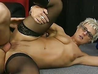 german woman pretty shape arse