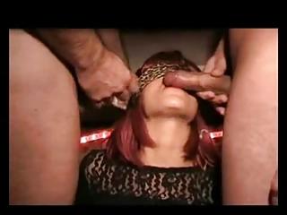 bukkake sperm whore maiden inside the swingers