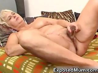 nasty milf feeling sweet masturbating part4