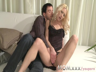 mom hot ladies brought to orgasms