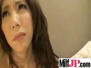 japanese milfs taking gang-banged really