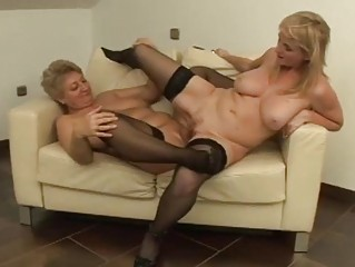 its woman vs gilf into stunning dike fucking!