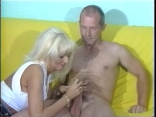 sandra gives grownup guy extremely impressive