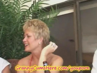 elderly has a xxx swingers gathering and arse