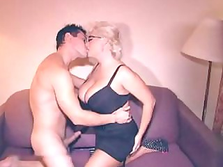 slutty mature blond cheating her husband