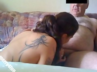 german young seduces grandfather