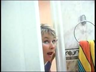 lady spying on son drive he was into bath