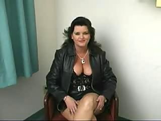 chubby older  girl dick sucking
