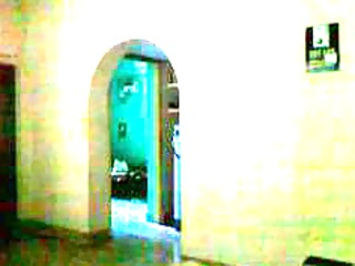 hidden cam of my woman walking after tub from