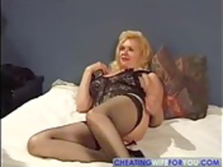 old mature babe fucked by sons perfect friend