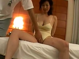 woman into panties obtaining her breast and kitty