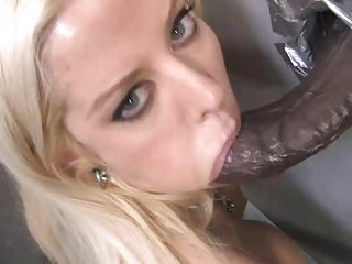 mature babe gloryhole fellatio