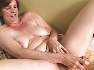 ray larissa older  sex toy masturbation