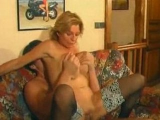 awesome slutty french milf!