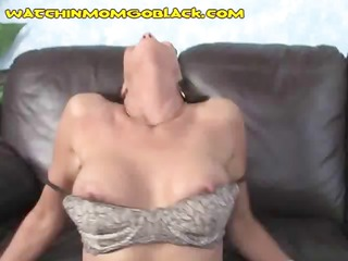 mommy goes down on a dark male in return for