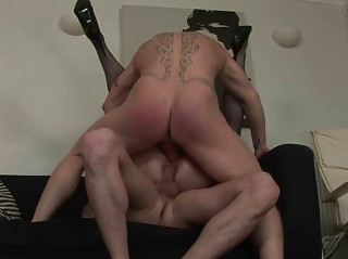 cougar pretty twofold penetrated
