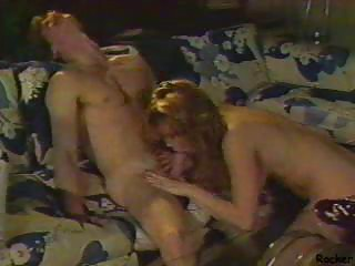 vintage woman kitty plugging pleasure with super