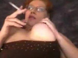 plump woman smoking fuck
