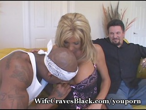 awesome housewife craves dark stud