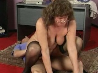 workplace cock sucking mature babe