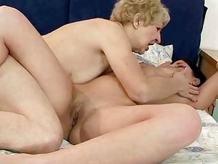 elderly likes awesome amateur
