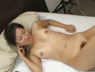 slutty japanese lady craves fuck