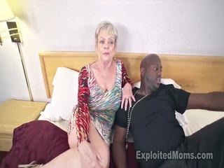 breasty elderly inside cum clip