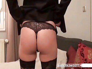 french lady gina analfucked inside nylons