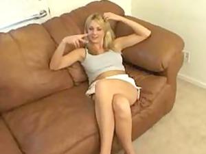 blond naughty mom licks slimy and gang-bangs