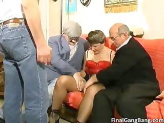 desperate huge breasted granny milf amp sucking