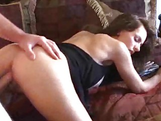 lengthy haired lady inside unmerciful pleasure