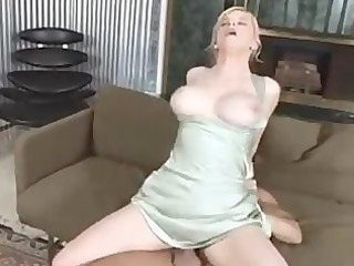 bigtit maiden obtains cum