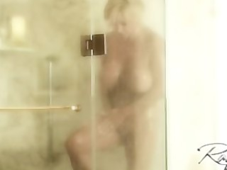 irma aziani obtain a shower
