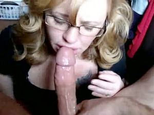 blowjob white cream