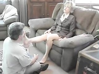 love mature babe lady feet