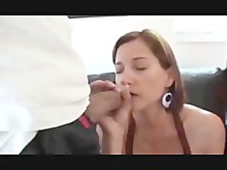 hot latin milf takes a fresher dick