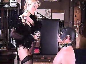 wonderful bizarre mature dominatrix extreme