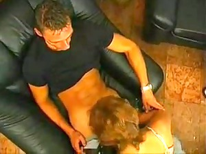 slut stepmother gang-bangs her son