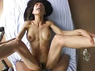 fit japanese cougar