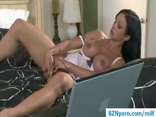 08big tit mature babe into tough mom sex