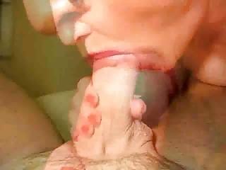 cougar licks and ingests