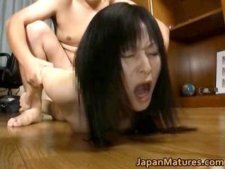 japanese milf likes masturbation part2